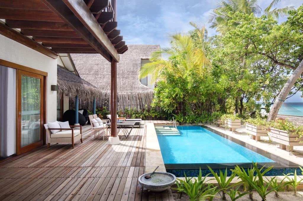 2 Bedroom Nirvana Suite with Pool Deck 3
