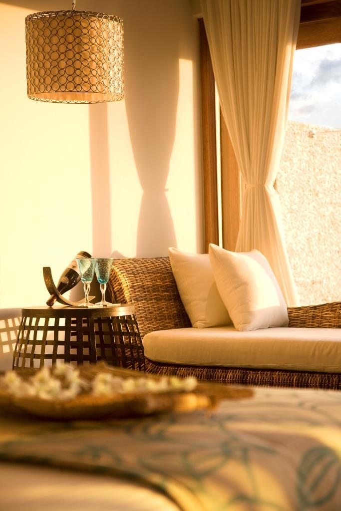 Deluxe Delight Beach Villa Bedroom