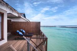 Premium Indulgence Water Villa Deck 2