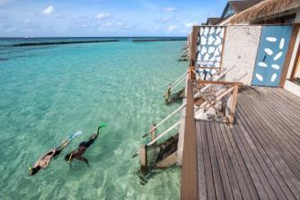 Premium Indulgence Water Villa Reef 2