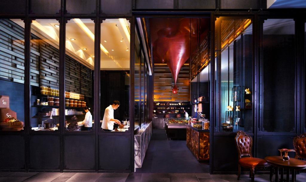 SO Sofitel Bangkok – Chocolab 01