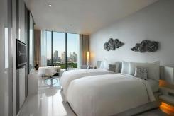 SO Sofitel Bangkok - Metal Element Room - SO Cozy Twin 01