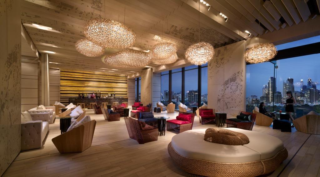 SO Sofitel Bangkok – Park Lobby 01