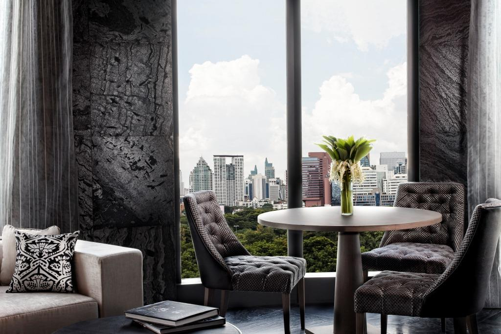 SO Sofitel Bangkok – Water Element – SO Suite 02 (by David Dinh)