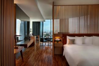 SO Sofitel Bangkok - Wood Element Room - SO Studio 02