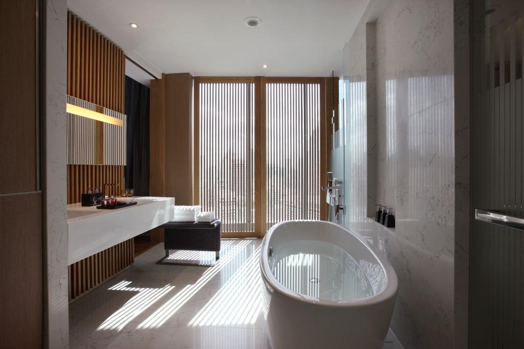 SO Sofitel Bangkok – Wood Element Room – So Studio 01