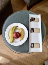 Fruit Platter & Cookies