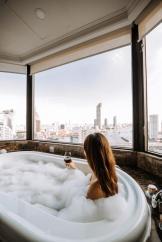 Chantra Suite_Sgabfri-La Hotel, Bangkok_Bathroom_1