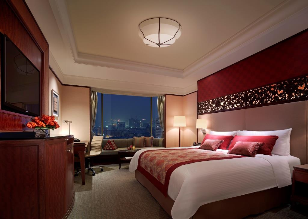 Deluxe Room_Shangri-La Hotel, Bangkok