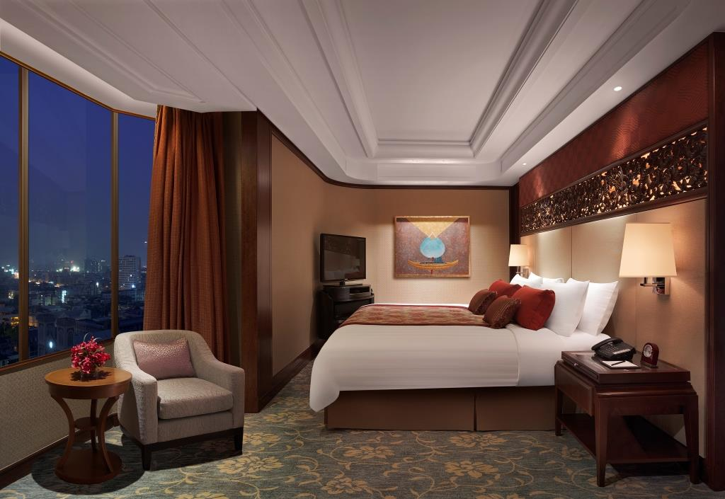 Executive Suite 2_Shangri-La Hotel, Bangkok