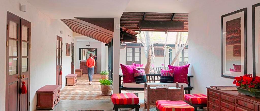 The Village Spa: Tamarind Village, Chiang Mai