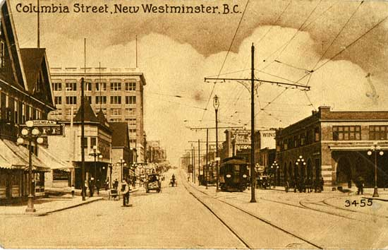 A New West Walking Tour Exploring Our Not-So-Sober History