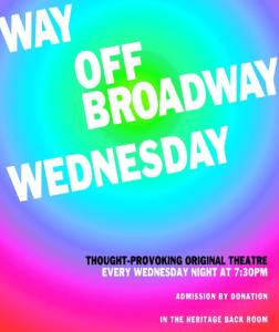 Way Off-Broadway Wednesday
