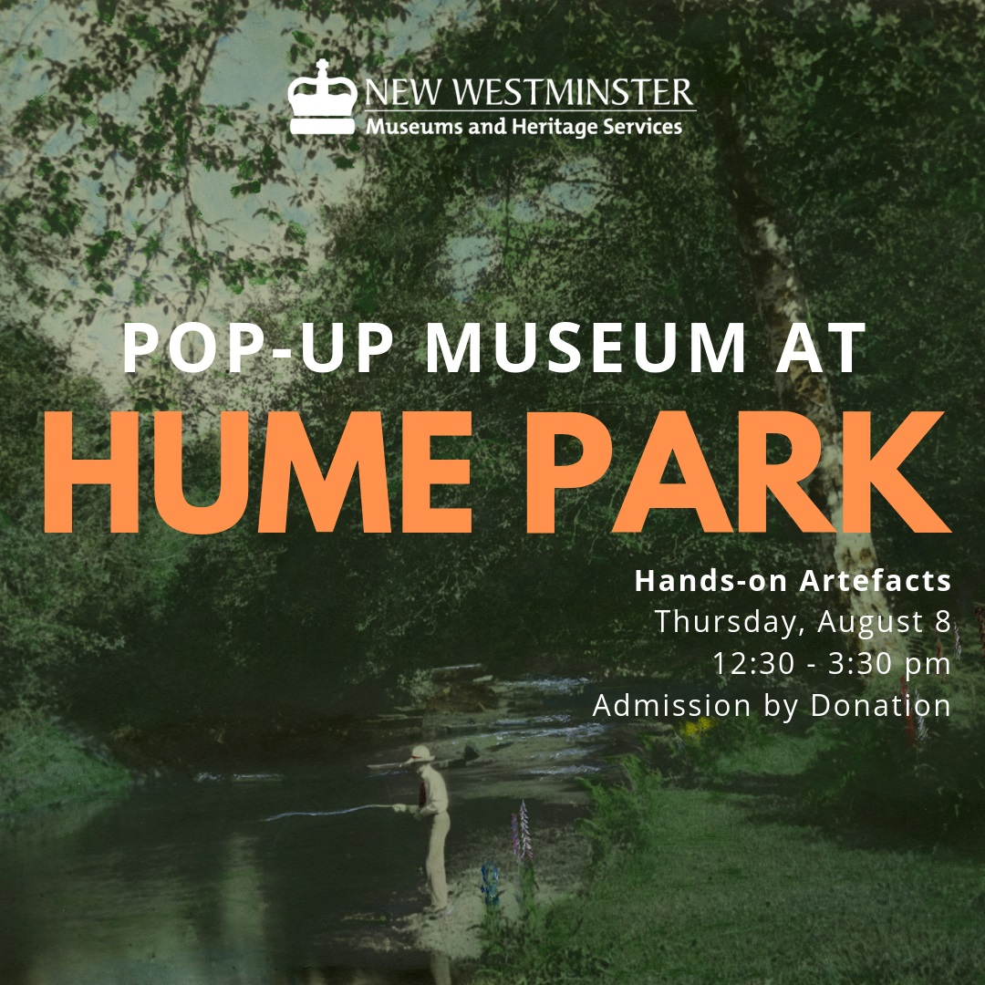 Pop-Up Museum - Hume Park Instagram