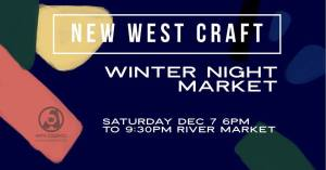 New West Craft Winter Market