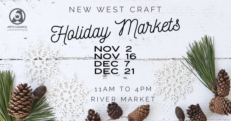 New West Craft Holiday Markets
