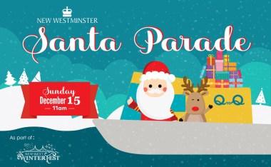 CNW Santa Parade