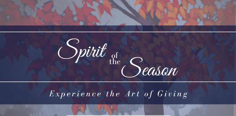 Spirit of the Season Van Dop Gallery