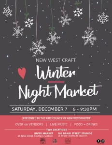 New West Craft Night Market