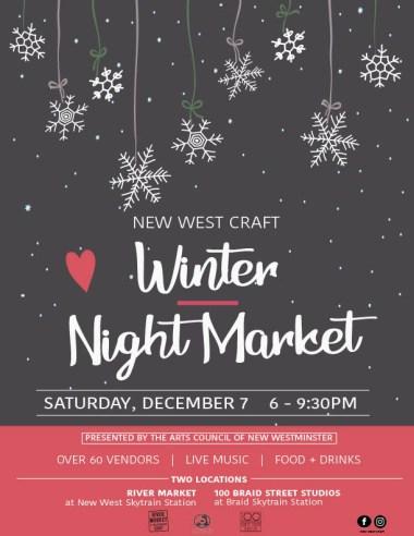 New West Craft Night Market