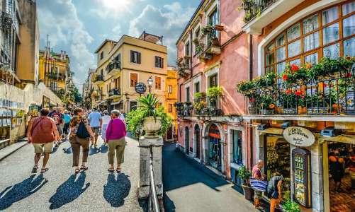 Ταξίδι στη Σικελία (Μέρος Β')