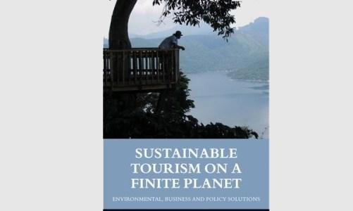 Βιώσιμος Τουρισμός σε ένα πεπερασμένο πλανήτη (Βιβλίο)