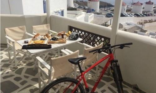 Kallichoron Art Boutique Hotel:Το πρώτο πιστοποιημένο Bike Friendly Hotel στην Αστυπάλαια