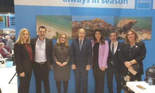 Αυξημένο το ενδιαφέρον των Βέλγων για ελληνικούς προορισμούς το 2020 – Ο ΕΟΤ στην 62η Διεθνή Έκθεση Τουρισμού «Salon des Vacances»