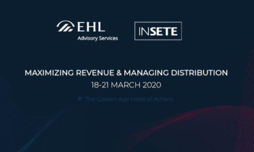 INΣΕΤΕ: Σεμινάριο για τη διαχείριση εσόδων ξενοδοχείων από το ΕΗL Advisory Services της Ecole hôtelière de Lausanne