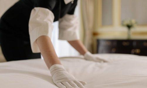 Καθαριότητα δωματίων την εποχή του κορωνοϊού