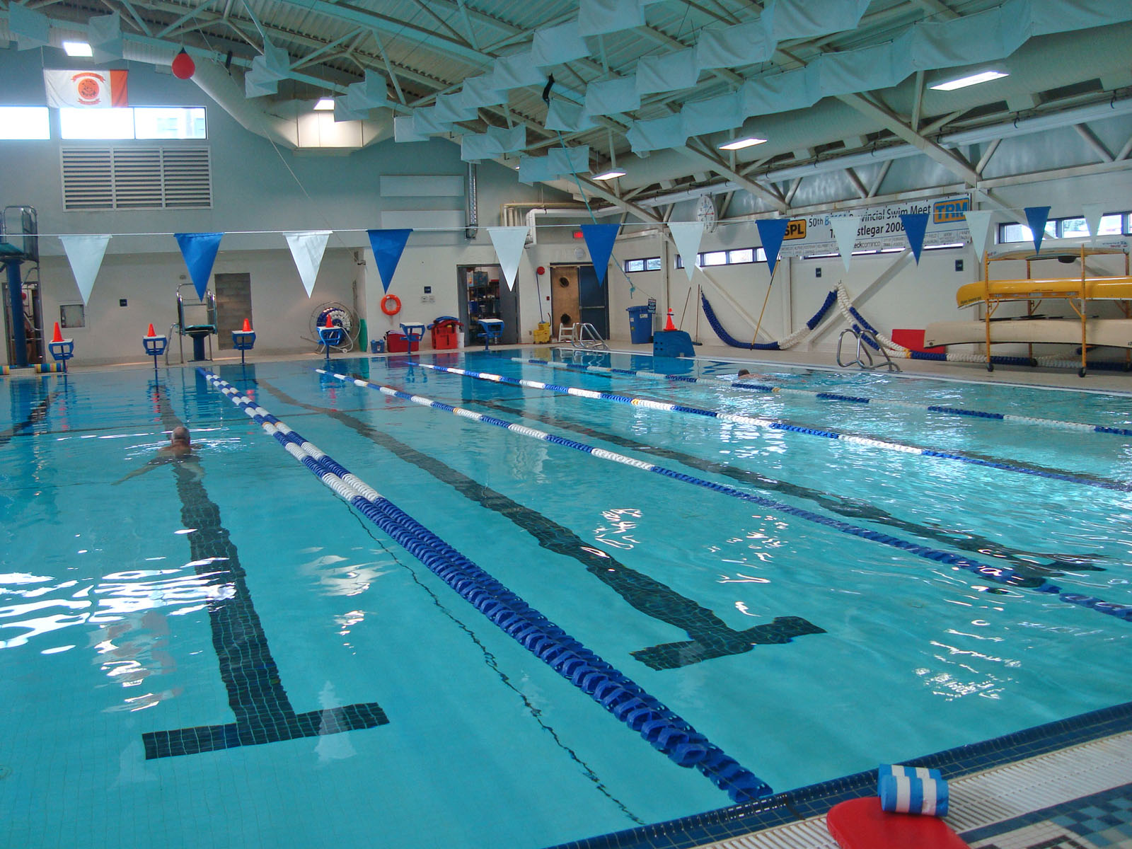 Trail Aquatic Centre Tourism Rossland