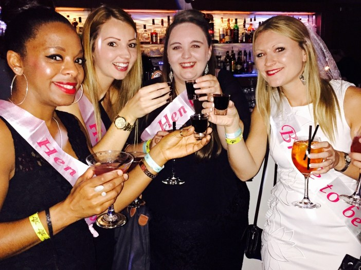 Riga for your hen do