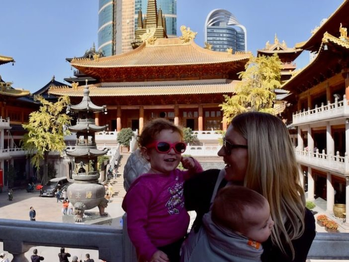 Shanghai with kids