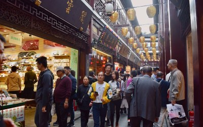 An essential guide to visiting the Old City of Shanghai