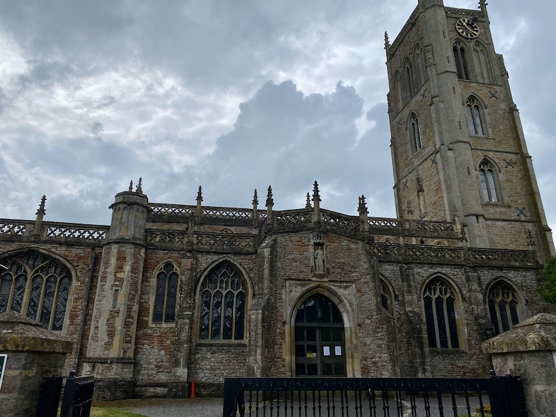 St Andrews Church Cheddar