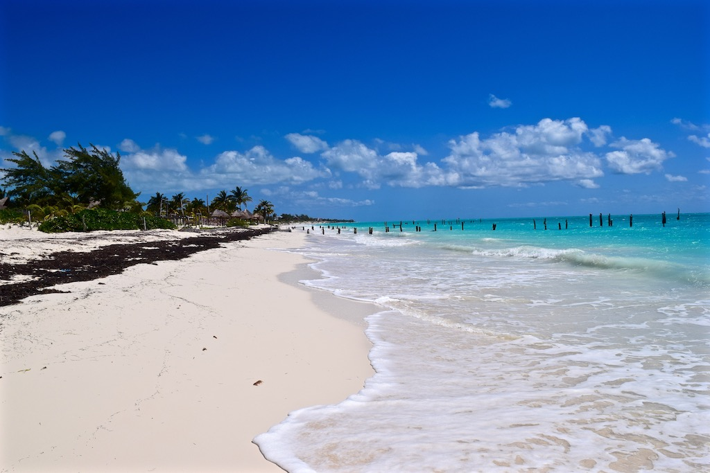 Best beaches in Cancun Spring vacation