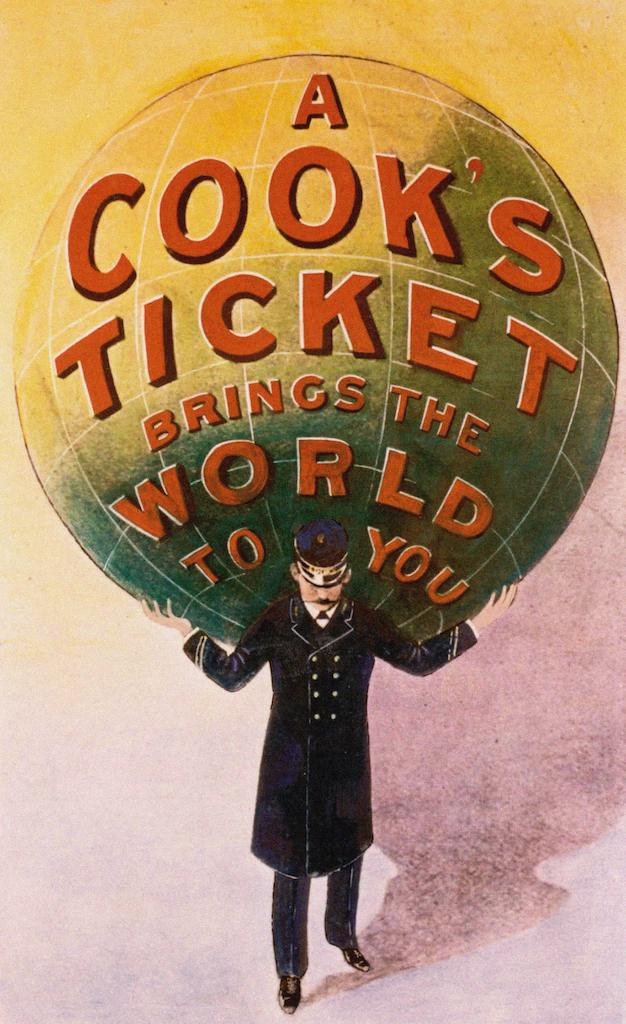 The history of Thomas Cook,