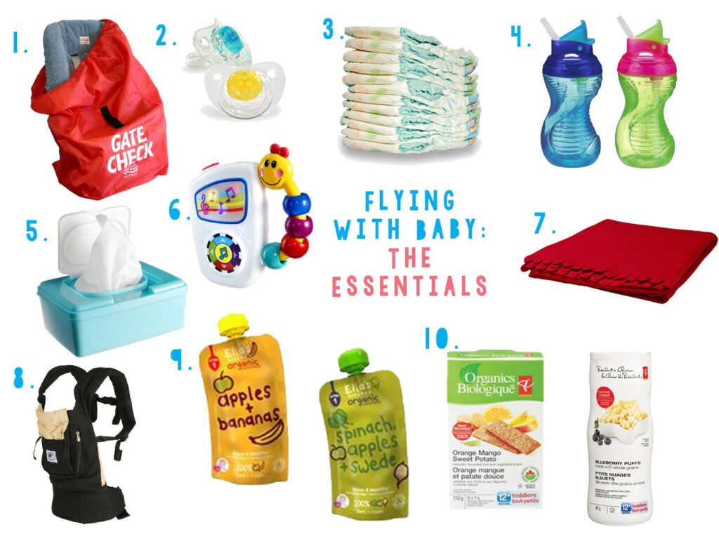 Flying with an Infant: Travel Tips for Your Baby's First ...