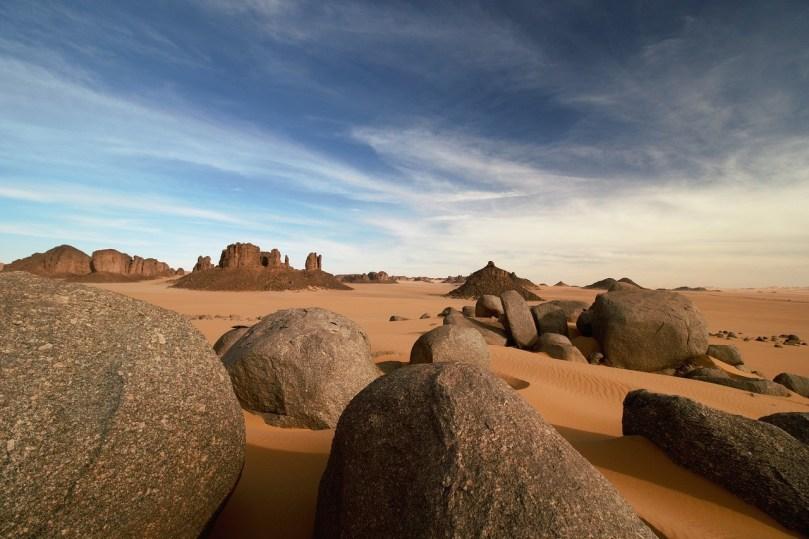 اهم المعالم السياحية في الجزائر