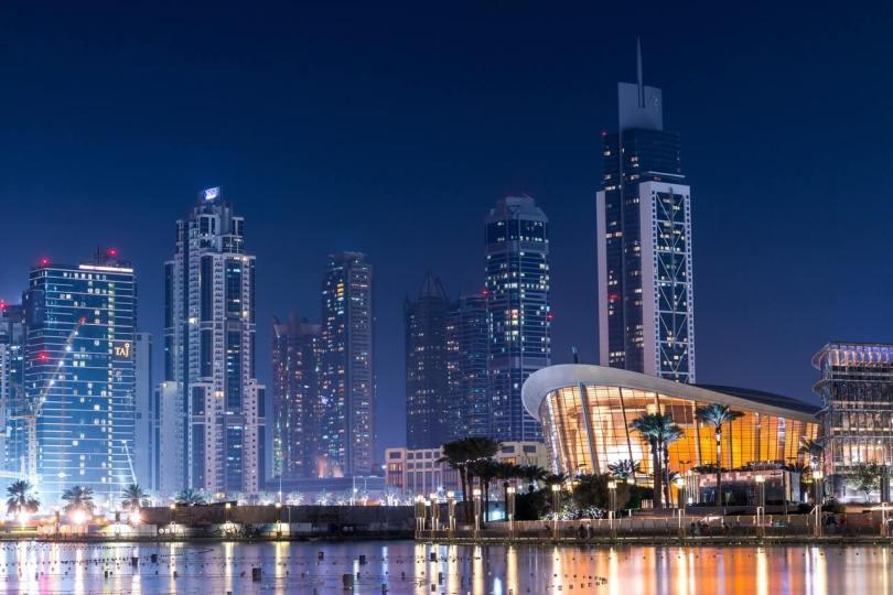 اشهر الاماكن السياحية في دبي