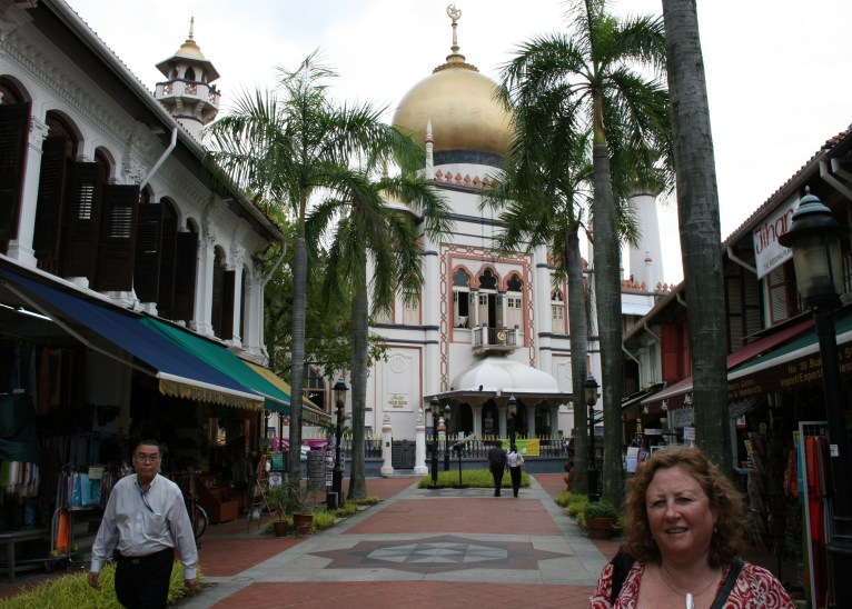 ann in arab street