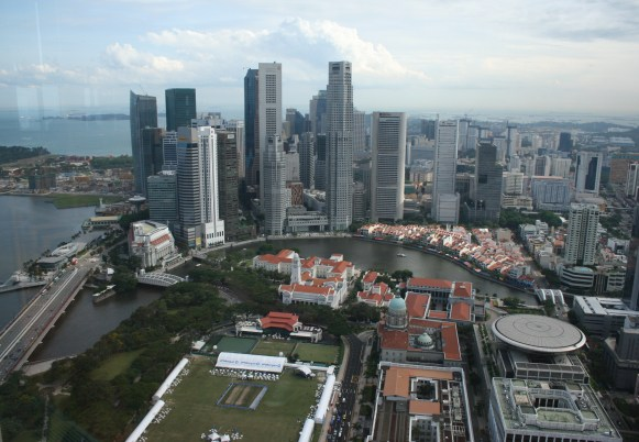 70 floors up