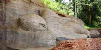 slapende Boeddha