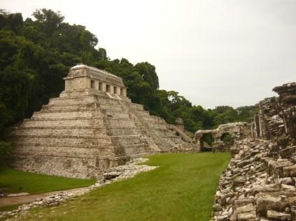 Templo de las Inscripciones
