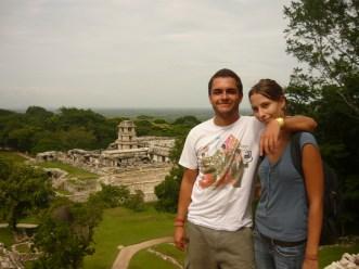 View from El Grupo de Las Cruces