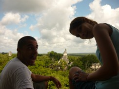 View from Templo V