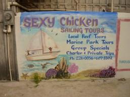 Sexy Chicken Tours