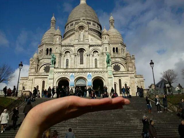 Paris à porté de main © Touristissimo