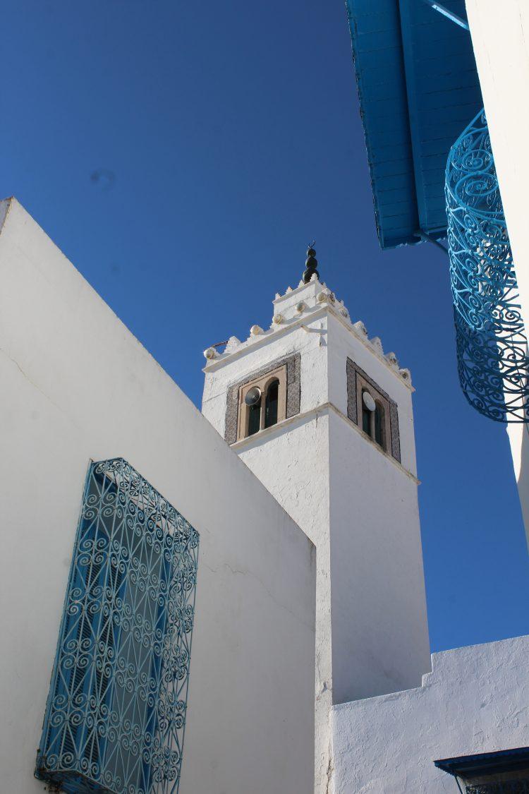 Sidi Bou Saïd Tunisie