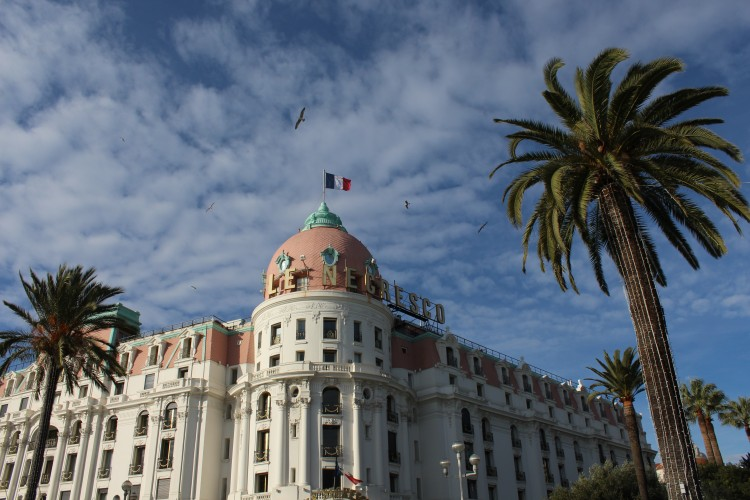 Hôtel Negresco à Nice Côte d'Azur